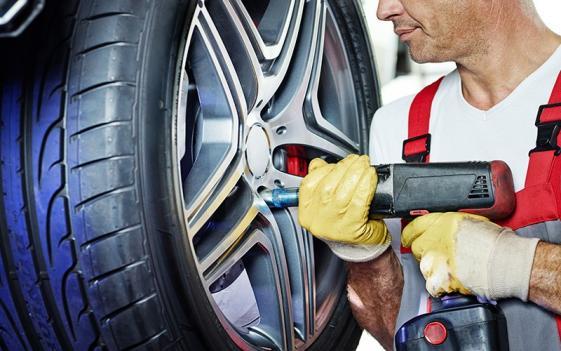 Garage montage pneus Marseille